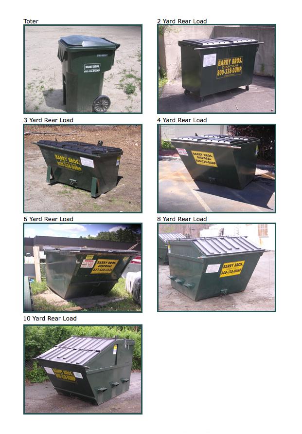 Dumpster Rental East Boston